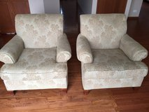 Better Homes and Gardens arm chairs in Aurora, Illinois