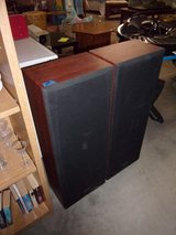 Set of Two Sony Speakers in Fort Riley, Kansas