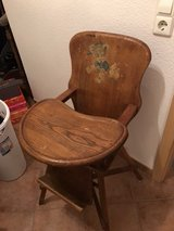 antique baby chair in Baumholder, GE