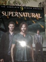 Supernatural All Seasons COMPLETE! in Tinker AFB, Oklahoma