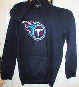 TN Titans Pullover Hoodie Sweatshirt sz 14/16 in Fort Campbell, Kentucky
