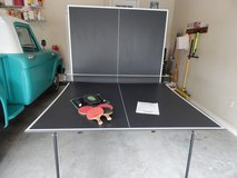 Indoor Regulation-size Ping Pong Table in Warner Robins, Georgia