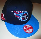 TN Titans Official NFL Cap  Hat Baycik Snapback Navy Blue / Light Blue in Fort Campbell, Kentucky