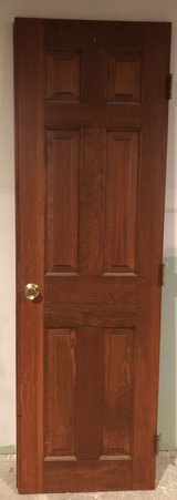 Custom solid 6 panel doors in Bolingbrook, Illinois