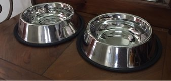 Van Ness Stainless Steel Non-Tip Pet Bowl in Bolingbrook, Illinois