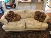 Sofa, Love Seat, (2) End Tables in Spring, Texas
