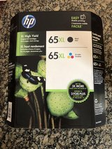 HP toner ink 65 XL in Westmont, Illinois