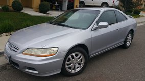 2002 Honda Accord EX V-6 2 Door Automatic in Travis AFB, California