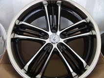 20inch rims and tires set(5) in Okinawa, Japan