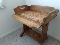 Oak Plant Stand in New Lenox, Illinois