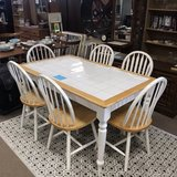 Table & 6 Chairs (999) in Camp Lejeune, North Carolina