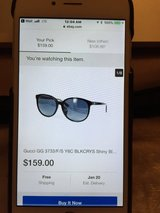 New Gucci Sunglasses in Bolingbrook, Illinois