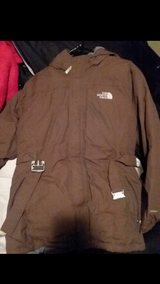 Girls North Face Jacket in Bolingbrook, Illinois