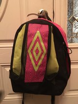 Umbra soccer backpack in Chicago, Illinois