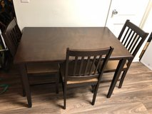 kitchen table and chairs in Wilmington, North Carolina
