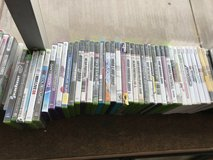 Playstation two, Xbox, wii Games In the cases in Alamogordo, New Mexico