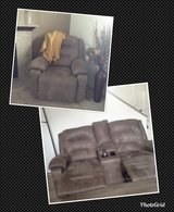 Selling my Two double recliner s and one by itself in Vacaville, California