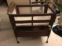 Arm's Reach Baby Bassinet CoSleeper in Bolingbrook, Illinois