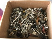 Hundreds of sockets and miscellaneous tools in the box shown choice in Alamogordo, New Mexico
