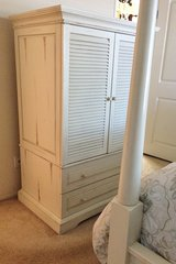armoire dresser in Camp Pendleton, California