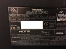 Toshiba 32C120U in Camp Lejeune, North Carolina