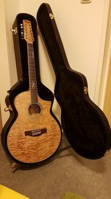 Ibanez Exotic Wood Series EW2012ASENT 12-String Acoustic-Electric Guitar Gloss Natural w/hardshe... in Wiesbaden, GE