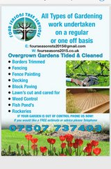 four-seasons tree services in Lakenheath, UK
