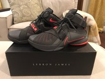 Lebron Soldier IX PRM Size 8 in Fort Polk, Louisiana