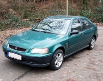 Honda Civic, very good condition, manual transmission in Ramstein, Germany