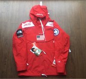 Supreme/The North Face Trans Antarctic Expedition Pullover Red Size Large in Los Angeles, California