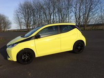 2016 Toyota Aygo 1.0 X-Cite - Manual - EU Spec in Ramstein, Germany