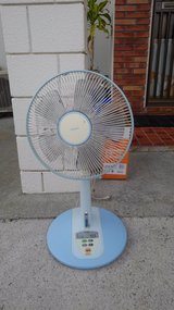 Standing Fan in Okinawa, Japan