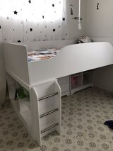 kid's bed w/drawers and shelves in Okinawa, Japan