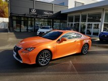 2015 Lexus RC AWD Coupe F Sport in Mannheim, GE