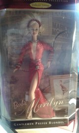 HOLLYWOOD Legends Collection BARBIE - Marilyn Monroe!!! in Stuttgart, GE
