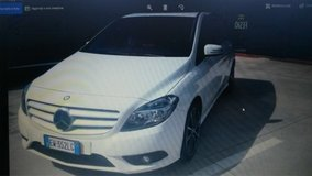NEW CLASS B MERCEDES in Vicenza, Italy