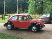 1973 Super Beetle in Great Condition in Fort Campbell, Kentucky
