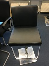 Barstool, Mayer 1260 Design Lift Barstool chrom Lether look in Wiesbaden, GE