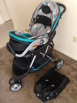 car seat/stroller in Leesville, Louisiana