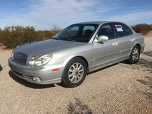 2005 Hyundai Sonata in Alamogordo, New Mexico