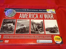 68 America at War films (DVDs) in Ramstein, Germany