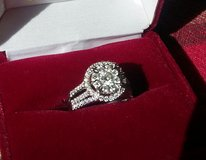 Beautiful Engagement/Wedding ring in Leesville, Louisiana