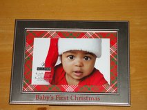 baby's 1st Xmas frame in Chicago, Illinois
