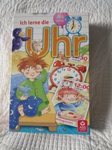 Learning Game Ich lerne die Uhr in Ramstein, Germany