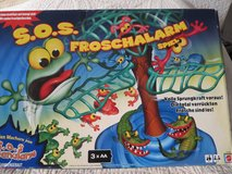 Mattel Game S.O.S. Froschalarm in Ramstein, Germany