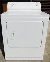 DRYER- KENMORE SUPER CAPACITY ELECTRIC WITH WARRANTY in Camp Pendleton, California