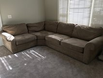POTTERY BARN Sectional Sofa in Byron, Georgia