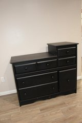 Black Dresser in CyFair, Texas