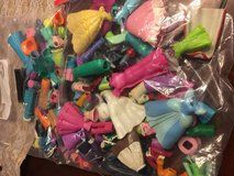 Polly pocket clothes in Beaufort, South Carolina