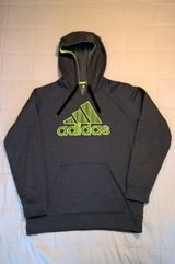 Adidas Sweat Shirt Hoodie EXCELLENT Condition in Naperville, Illinois